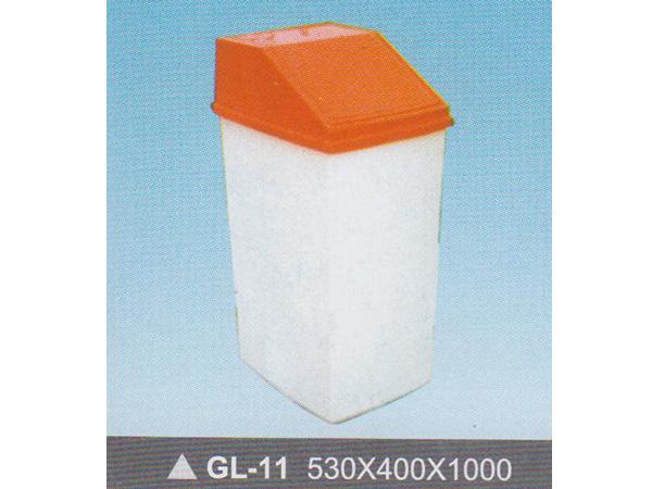 gl-11-玻璃钢垃圾桶-天津国林玻璃钢板业有限公司|钢